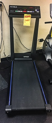 TRUE 450 HRC Treadmill