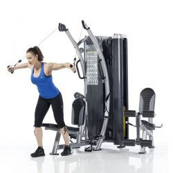 Tuff Stuff HTX-2000 Dual Stack Functional Trainer