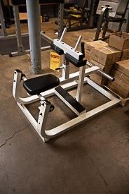 Cybex Seated Calf - Plate Loaded