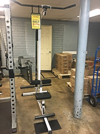 Body Solid Lat Pulldown - Plate Loaded