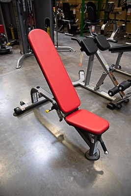 Tuff Stuff PPF-701 Proformance Plus Flat / Incline Bench