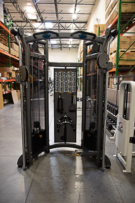 Commercial Used Strength Equipment At Commercial Fitness