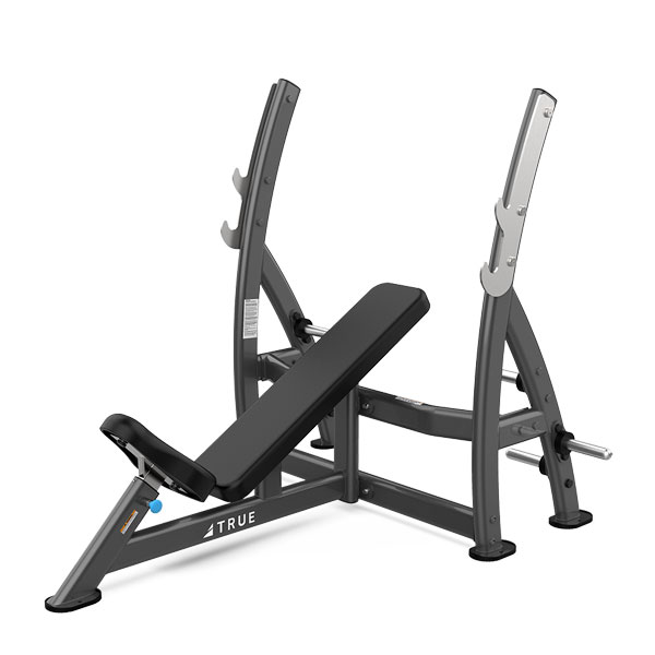 Amazing True Xfw 7200 Incline Press Bench With Plate Holders Gmtry Best Dining Table And Chair Ideas Images Gmtryco