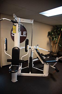 Vectra 1500 Gym