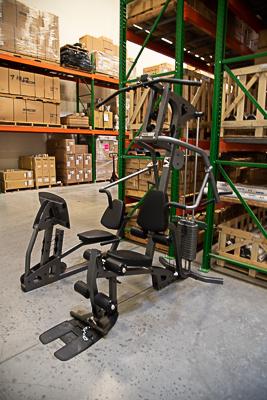 Parabody GS2 Gym w/Leg Press