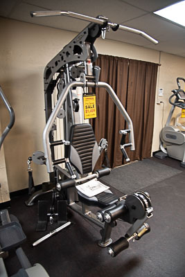 Tuff Stuff AXT-3 Home Gym