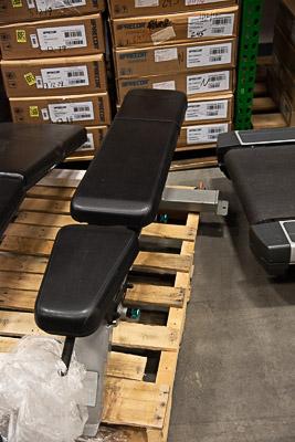Precor F1 Bench