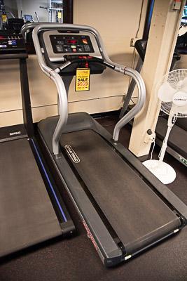 Star Trac Light Commercial Treadmill