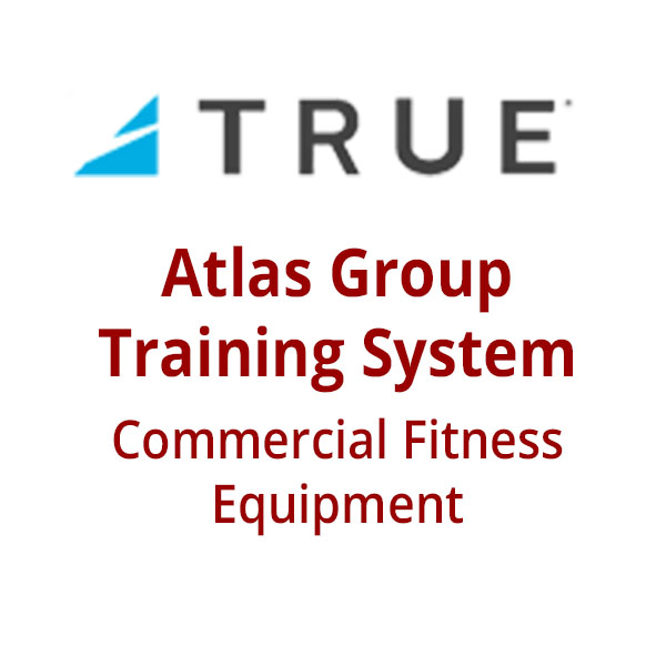 TRUE Atlas Group Training Series Strength Equipment - Commercial Gym Equipment from Commercial Fitness Superstore of Arizona.