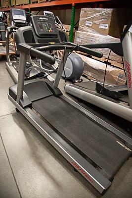 Life Fitness Light Commercial Treadmill