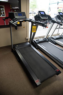 LifeSpan TR300e Treadmill