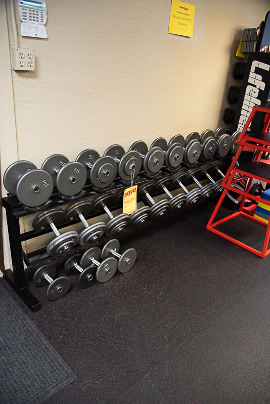 Used Strength Equipment Pre Owned Equipment At Fitness 4