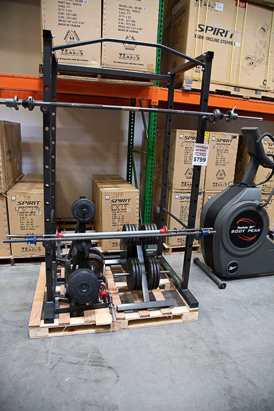 Body Smith Rack Package