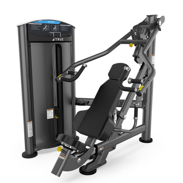True Fitness Force Strength - Selectorized Duals