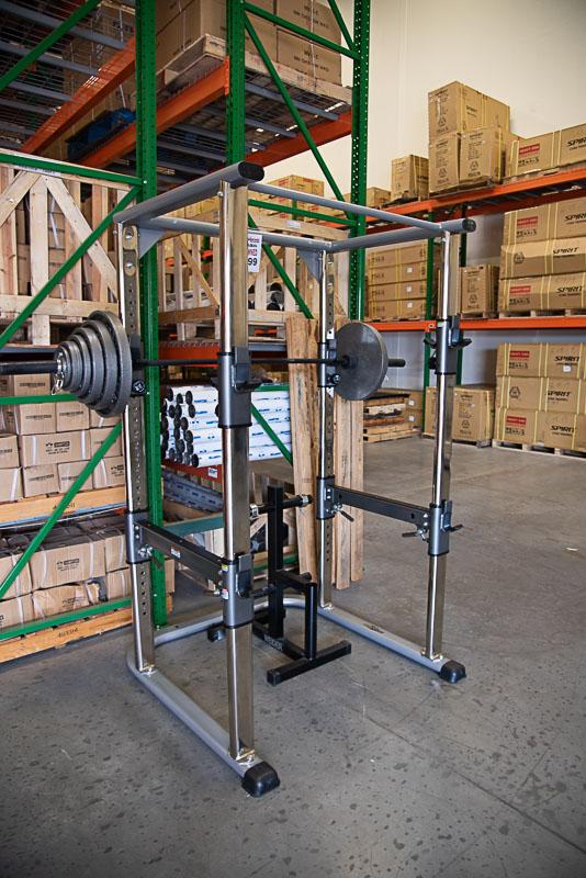 Tuff Stuff CPR-265 w/300 lb. Oly Set + Tree