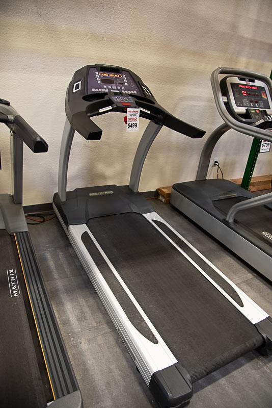 3G Cardio Treadmill