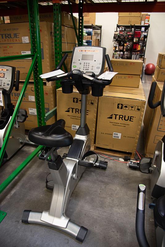 TRUE UES700 Upright Bike