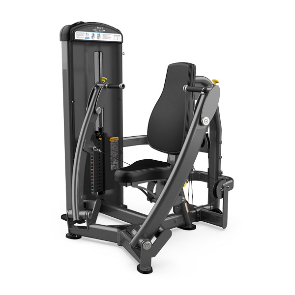 TRUE Fitness FUSE XL Paramount Series | Commercial Selectorized Single Stations