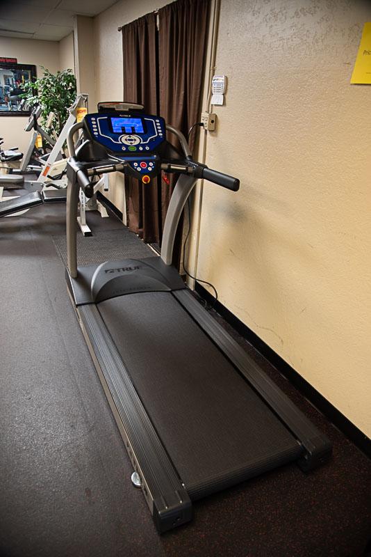 TRUE TPS300 Treadmill