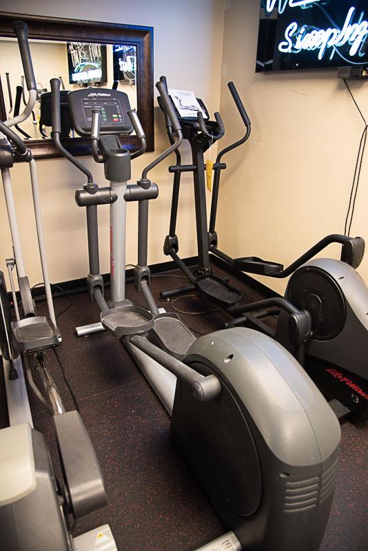 Life Fitness OSX Elliptical Trainer