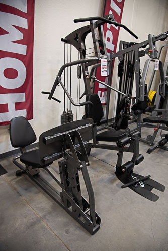 Parabody GS2 Gym w-Leg Press