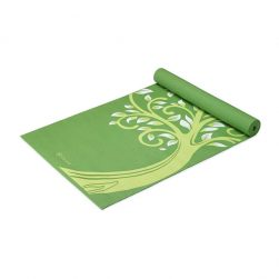 Gaiam Tree Of Wisdom - 4mm Printed Yoga Mat