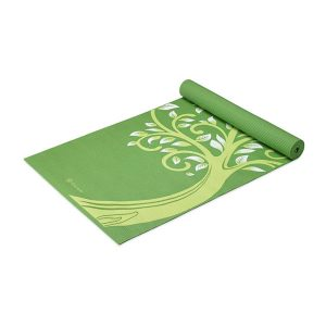Gaiam Tree Of Wisdom - 4mm Printed Yoga Mat