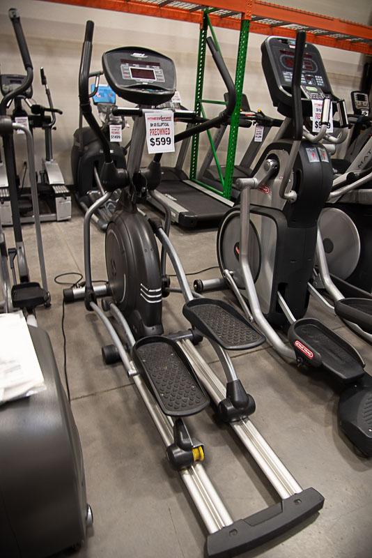 BH Fitness X8 Elliptical