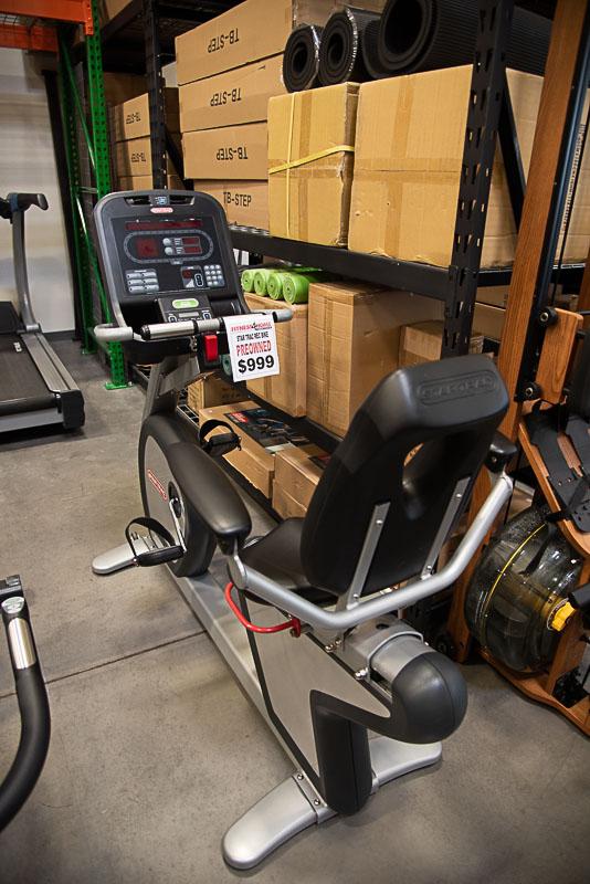 Star Trac Pro Recumbent Bike - Self Gen