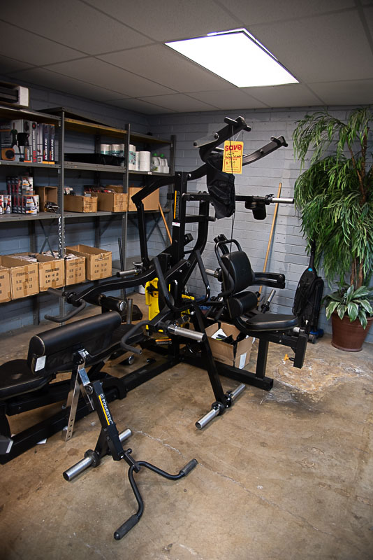 Powertech Home Gym