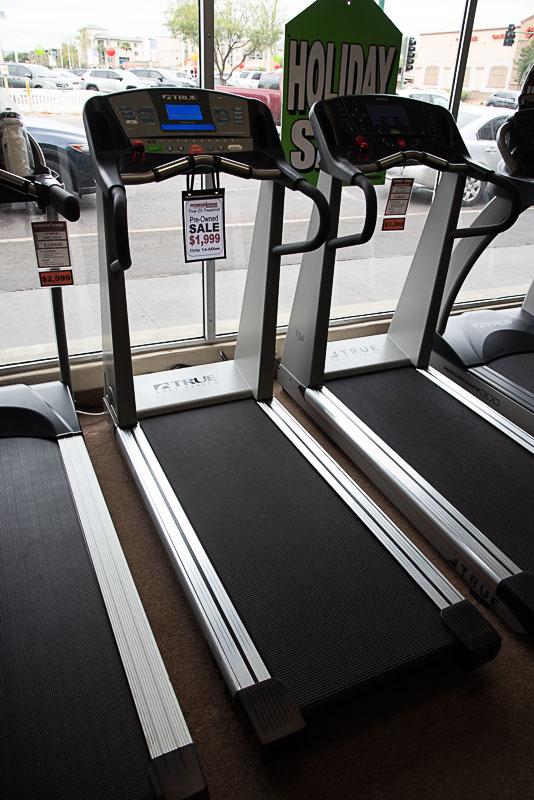 TRUE TZ5 Treadmill
