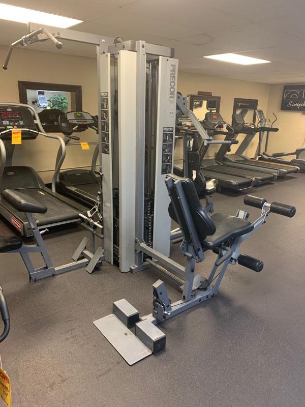 Precor S3.45 3 Stack Gym