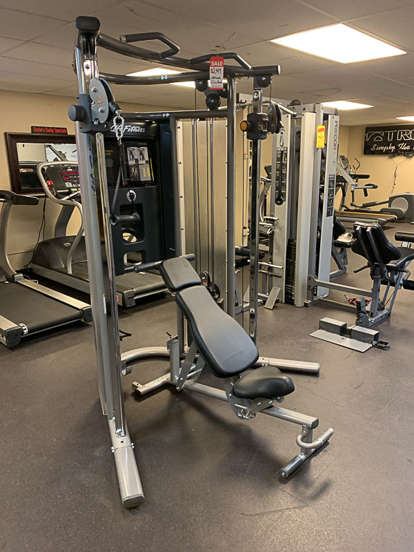 LifeFitness G7 Functional with Bench