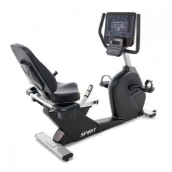 Spirit CR800 Recumbent Bike