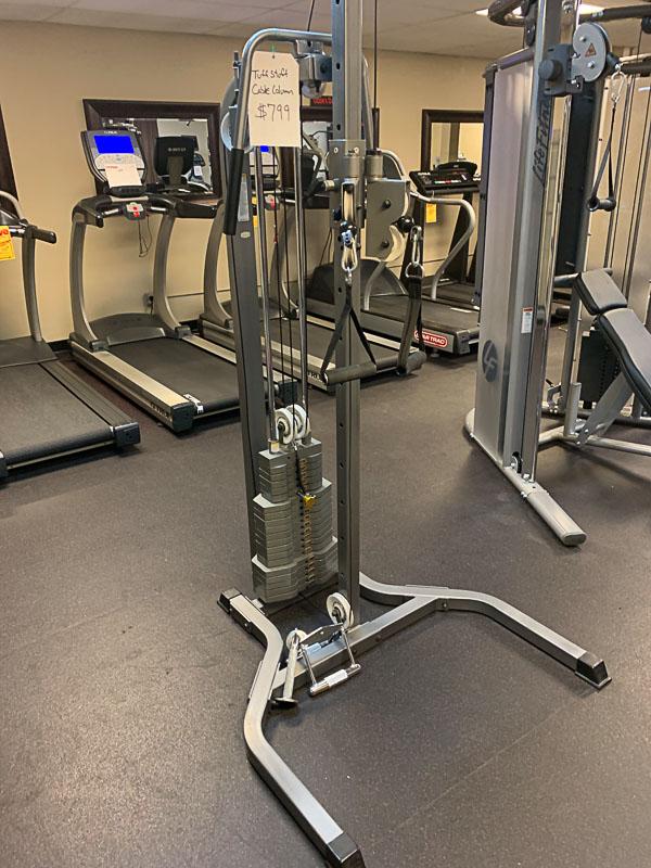 TuffStuff Single Column Functional Trainer