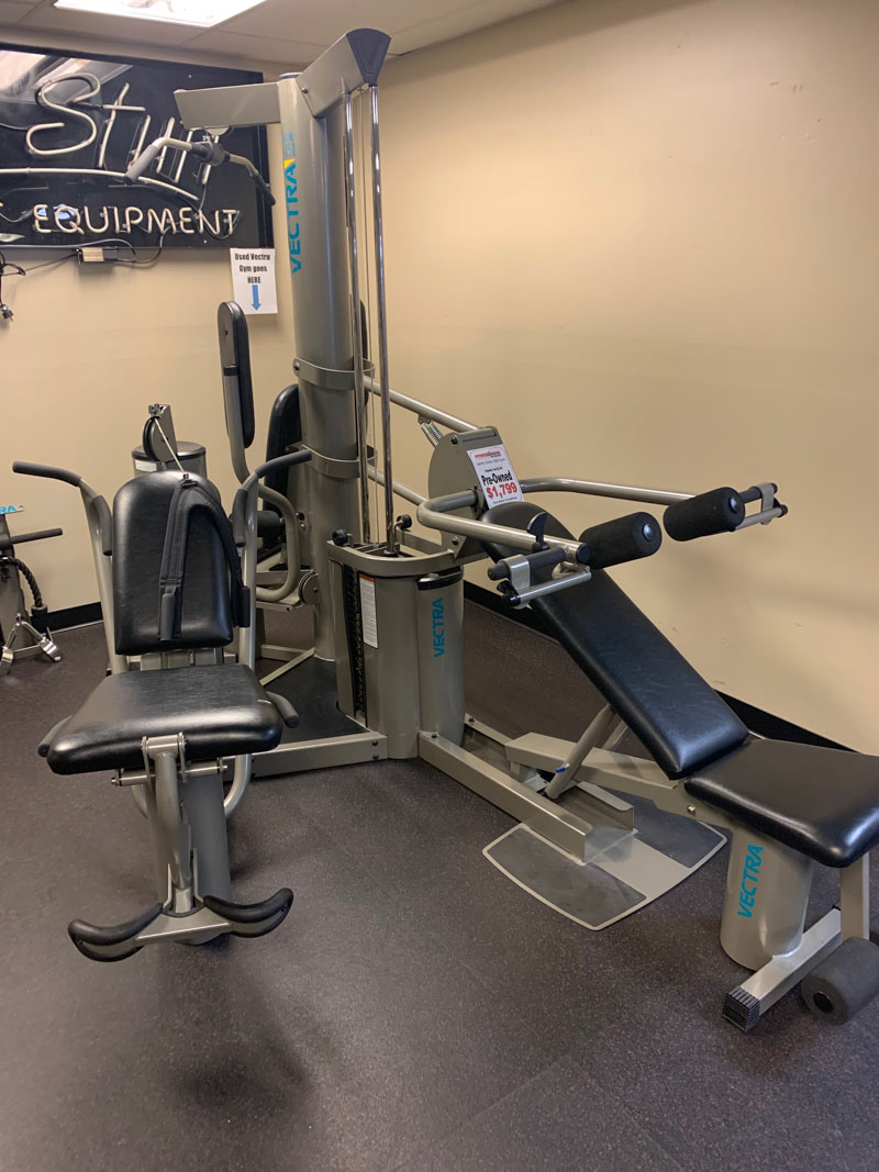 Vectra Online 1850 Home Gym