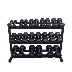 Fitness Products Direct - 3 Tier Dumbbell Rack